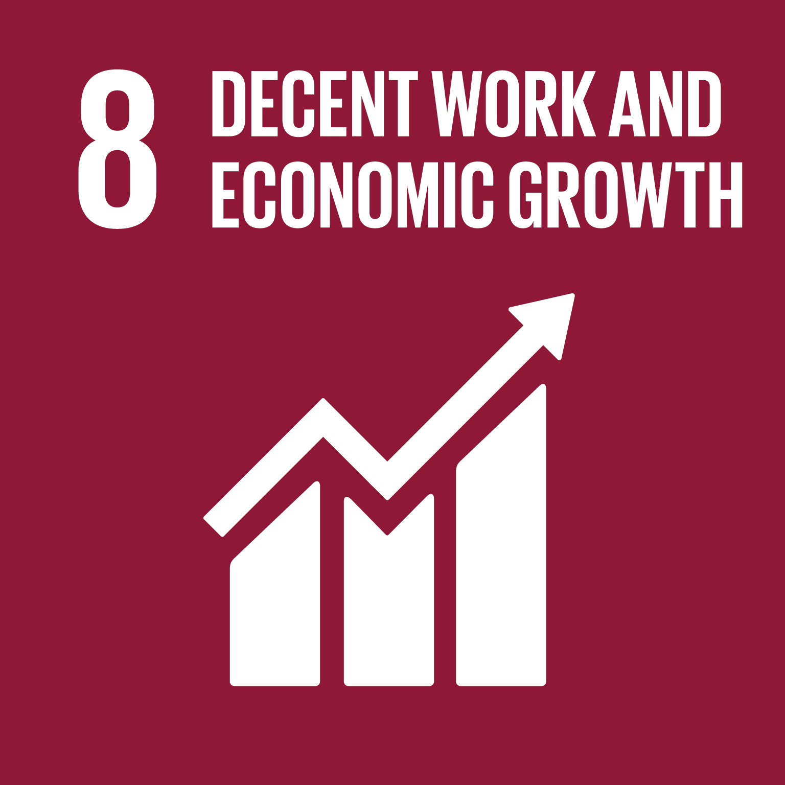 Promote inclusive and sustainable economic growth, employment and decent work for all